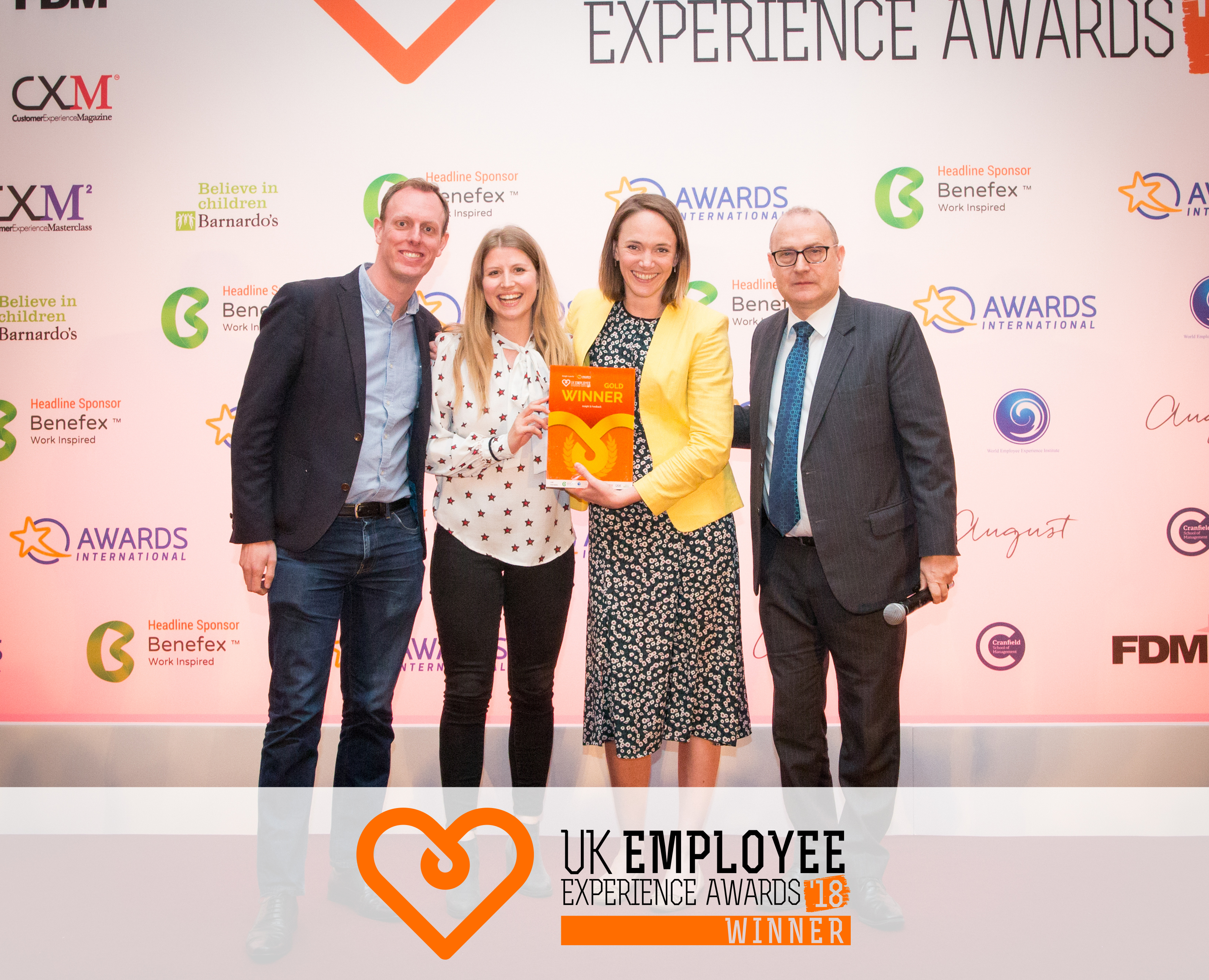 North Highland Wins At 2018 UK Employee Experience Awards