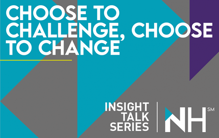 Choose to Challenge, Choose to Change